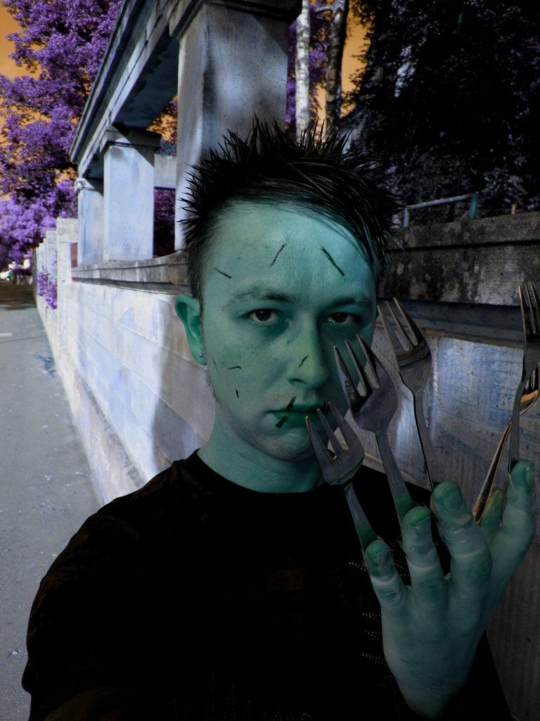 Edward mit den Gabelhänden