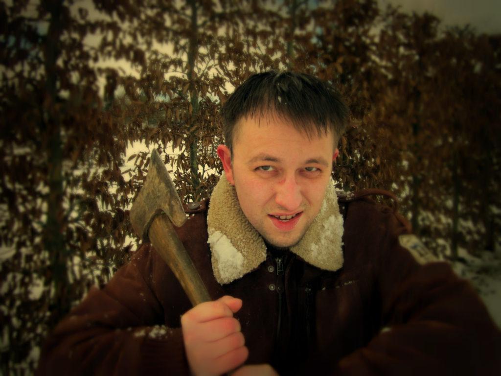 Serienmörder Christoffer auf der Jagd